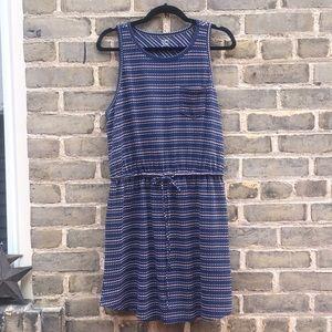 Loft Beach, Sleeveless Jersey Dress with Cutout